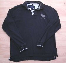 NEW ZEALAND COTTON HERITAGE RUGBY SHIRT JERSEY TOP XL ADULT