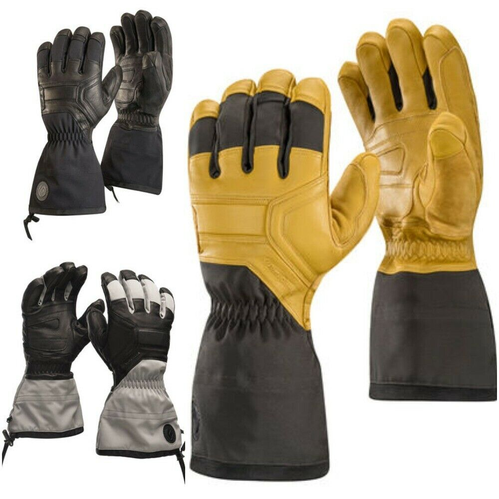 Black Diamond Guide Gloves - Various Sizes and Colors