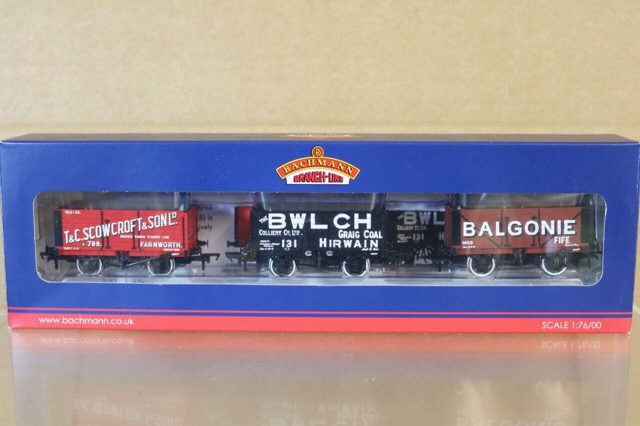 Bachuomon 37-075K8 Scowcroft Farnworth Bwlch Bwlch Bwlch Hirwain Balgonie Fife Vagone Set NS 67c58a