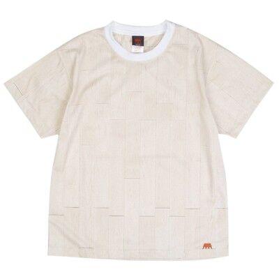 Undrcrwn Hardwood Men's White T Shirt 06014hwd Attractive Fashion Men's Clothing Activewear Tops