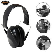 Tourbon Range Shooting Ear Muffs Construction Hearing Protection Noise Reduction