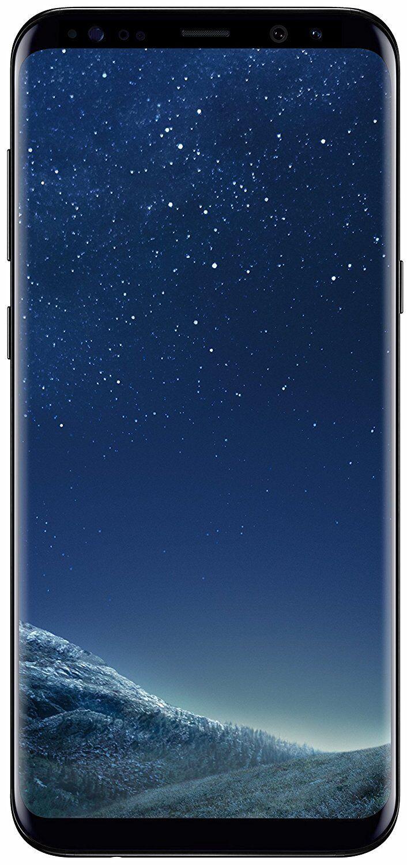 Samsung Galaxy S8 Plus 64GB Midnight Black T Mobile SM-G955UZKATMB