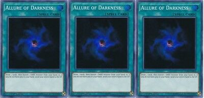 Yugioh Allure of Darkness 1st Edition DASA-EN054 Super Rare