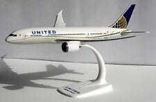 United Airlines - Boeing 787-8 1:200 FlugzeugModell B787 NEU Dreamliner