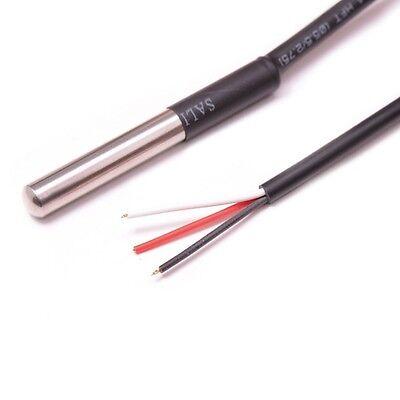 4x DS18B20 Dallas 1-Wire Digital Thermometer Etanche (Waterproof)