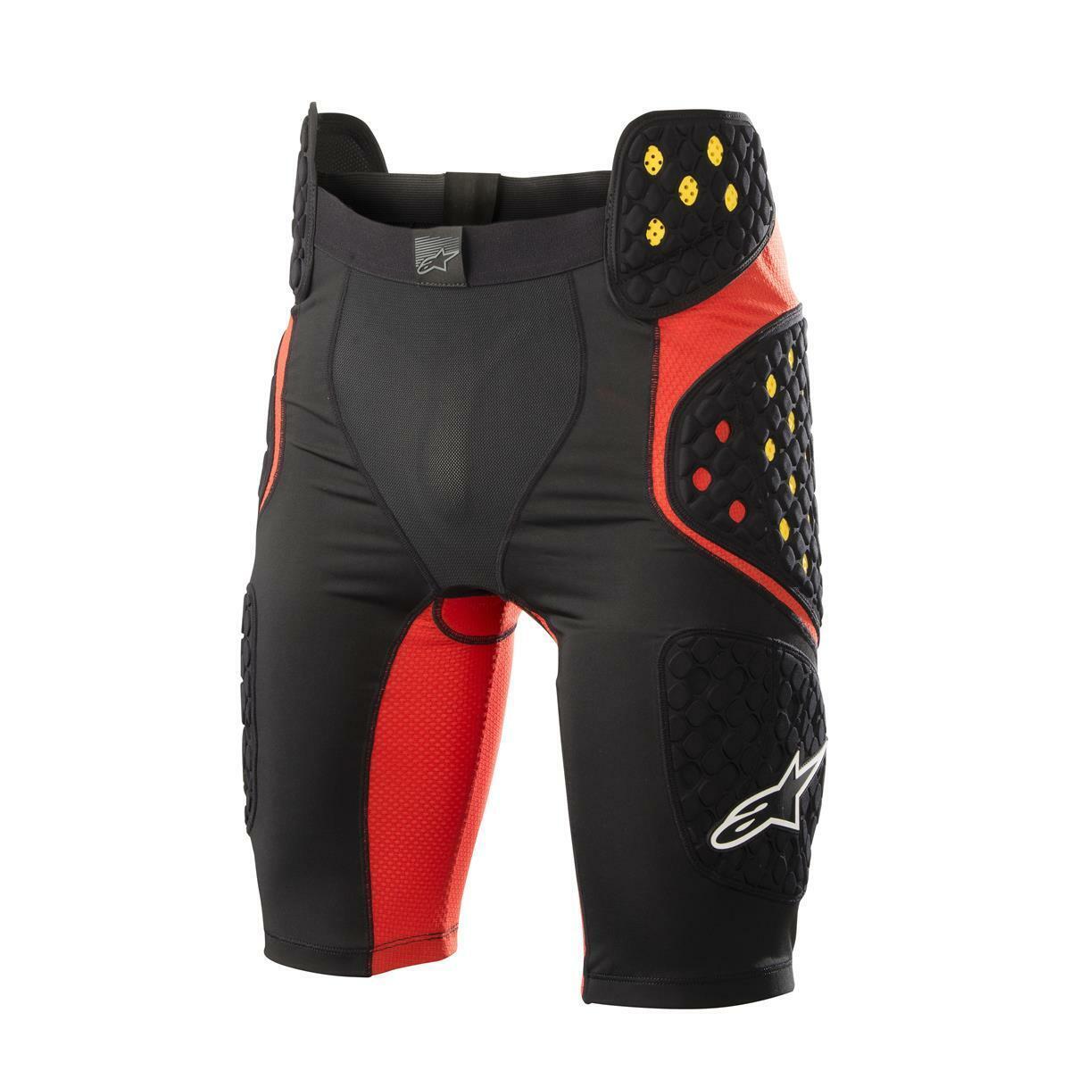 Alpinestars Projoektor-short Bionic Pro negro rojo