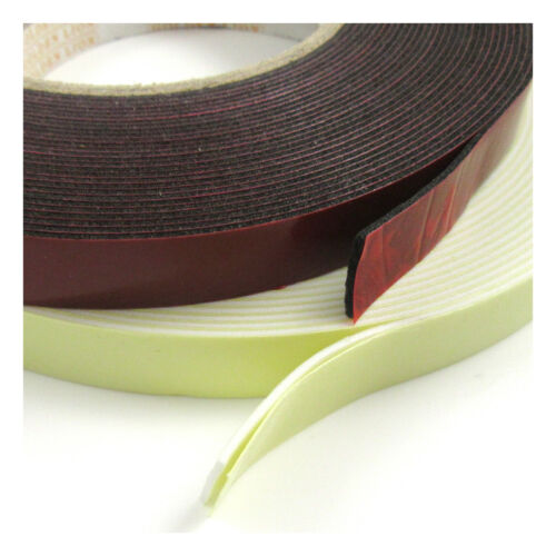 12mm DOUBLE SIDED ADHESIVECRAFT STICKY DIY FOAM PADDED CARD POSTER