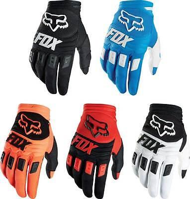 2015 Fox Racing Dirtpaw Race Motocross Dirtbike MX ATV Riding Adult Mens Gloves