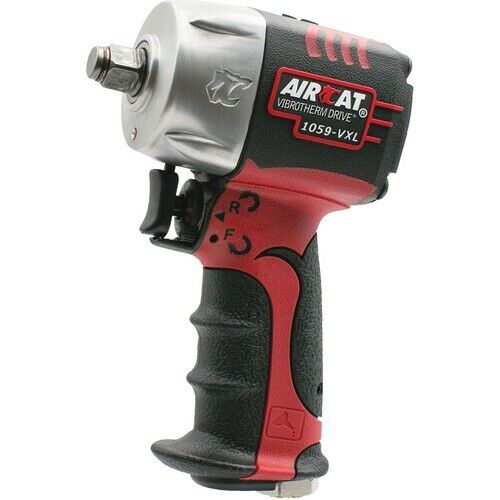 Aircat 1059-VXL 3 8IN VIBROTHERM DRIVE Compact Impact Wrench