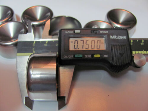 """Freeze plug 1.350/""""  High Wall Stainless Steel 13"""
