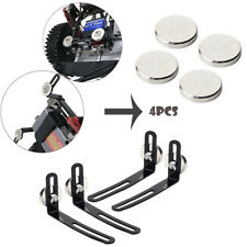 4pcs Body Shell Magnet Mount Bracket for 1:10 RC Axial SCX10 4WD D90 Crawler BUS