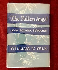 THE-FALLEN-ANGEL-and-Other-Stories-by-William-T-Polk-Vincent-Starrett-039-s-copy