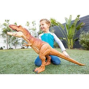 Grand Dinosaure Jouets Monde Jurassique Enfants Cadeau Amusant Géant Trex Grand Figure Pour Garçons