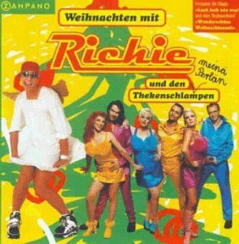 Richie Weihnachten mit (1997, & Thekenschlampen)  [CD]