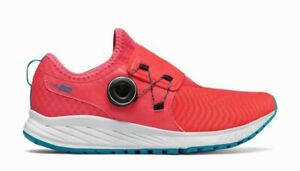 New-Balance-Fuel-Core-Sonic-v2-Women-Red-Wide-Triathlon-Running-Shoes-Wsonicr