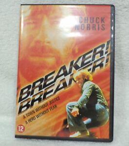 DVD-BREAKER-Chuck-Norris-nog-nieuw