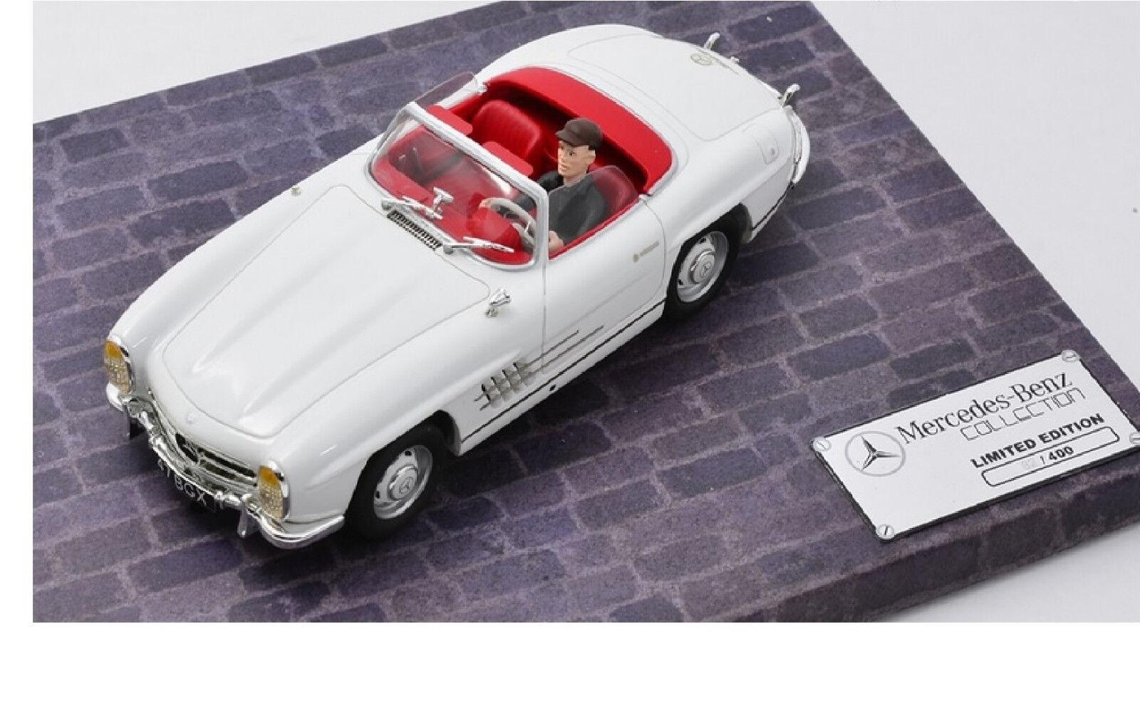 Top Slot Top-7112 Mercedes Benz 300sl Roadster Roadster Roadster 1958 Lted. Ed 400 Units MB bdf0df