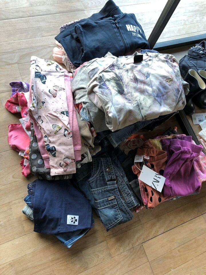 Blandet tøj, Lækkert udvalg til piger , Blandede
