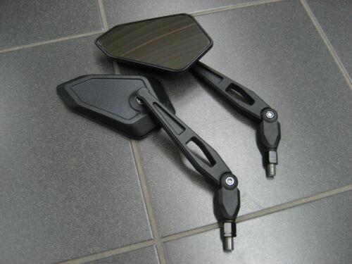 E-Zeichen 1PAAR Spiegel Mirrors Avantgarde   KAWASAKI Z750 Neuware Ovp m