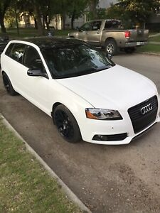 2012 S-line  Audi A3 wagon for sale
