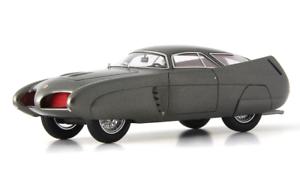 Maravilloso MODELCAR Alfa Romeo 5 1953 Bat (Obra Maestra-Edición) - ltd.333 - 1 43