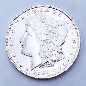 1896 one dollar coin