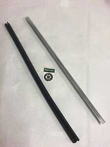 Bearmach Land Rover Series 2 /& 3 Truck Cab Pick Up Corner Window Rubber Seal