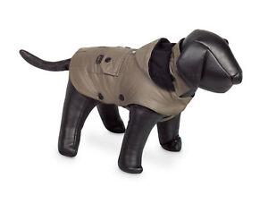Nobby Mellow Dog Coat Taupe Avec Capuche 32cm 4033766681639