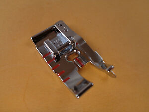 """1/4"""" Edge Stitching Foot 4129141-46 Husqvarna Viking Designer Topaz 20 30 50"""