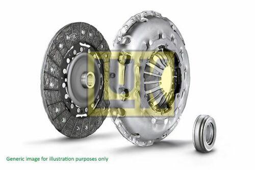 LuK Kupplungssatz für FIAT 500 C,500L,BRAVO II,DOBLO,DOBLO//Kombi,FIORINO//Kombi