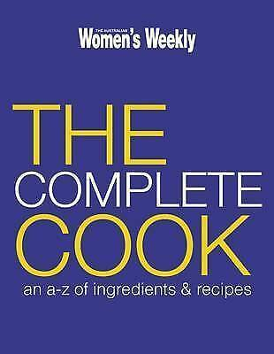 1 of 1 - The Australian Women's Weekly The Complete Cook Cookbook