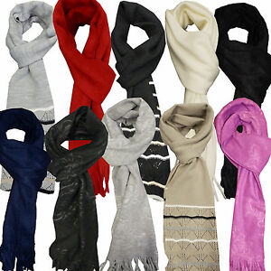Pia-Rossini-Ladies-Scarf-Scarves-Many-Sizes-and-Colours-New-Superb