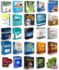 100-Master-Resell-Rights-Software-Make-Money-Online-Home-Based-Business-Website
