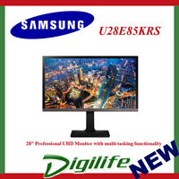 Samsung U28e85krs 28 Uhd Freesync 4k 1ms Led Gaming Monitor