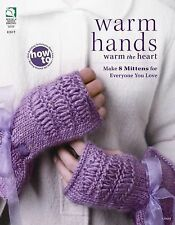 Warm Hands Warm the Heart (How to) Knitting Mittens Gloves DRG WE105069