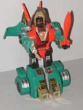 G2 TRANSFORMER DINOBOT GREEN SLAG COMPLETE LOT #1