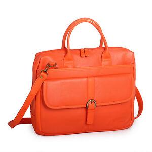 LUCA-BOCELLI-LEATHER-WORKBAG-NEW-WITH-TAG-RED-HANDBAG-SHOULDER-BAG