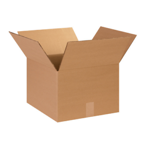 14x14x10 SHIPPING BOXES Packing Mailing Moving Storage 25 or 50 pack