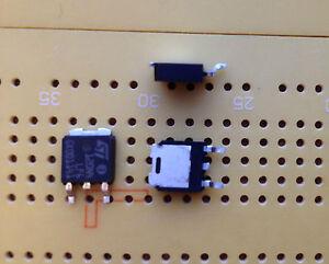 80-A-40-V-N-Canale-Mosfet-Transistor-STD120N4LF6-DPAK-Qta-Multi
