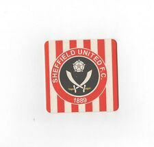 SHEFFIELD UNITED pack of Official Crested Beer Mats FREE POSTAGE UK