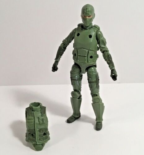Marauder Task Force Green Flight Ops female figure loose Joecon exclusive Val