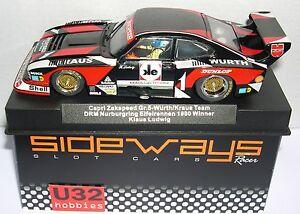 Racer sur le côté Sw48 Ford Capri Gr.5 Zakspeed # 1 Drm Nurburgring 1980