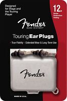 Genuine Fender® Touring Series Hi-fi Ear Plugs 099-0543-000