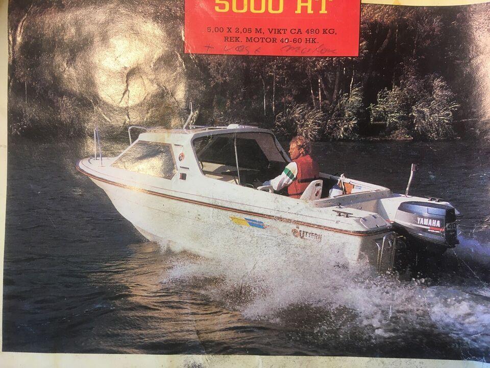Uttern, Hardtopbåd, årg. 1995