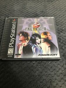 Final-Fantasy-VIII-8-ORIGINAL-Sony-Playstation-1-ps1-Complete-w-Walk-Through