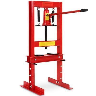 Pressa idraulica manuale per officina varie misure 6t for Pressa idraulica per officina