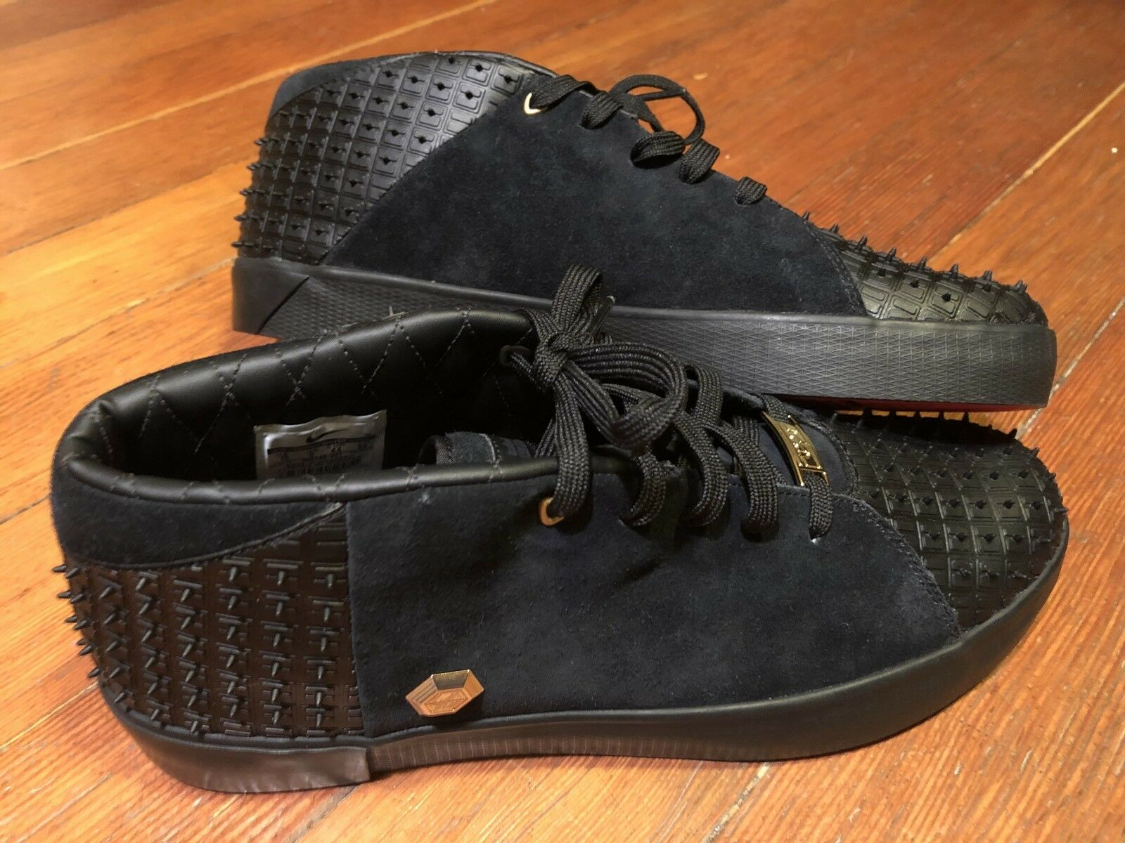NEW Nike Lebron XIII Lifestyle Men Casual Suede Sneakers Comfortable