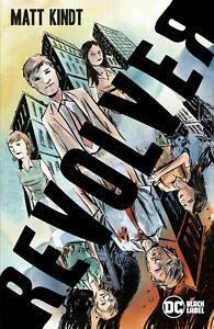 Revolver by Matt Kindt DC Black Label TPB Softcover Graphic Novel