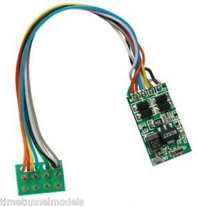 Hornby-R8249-DCC-Loco-Train-Decoder-4-Function-8-Pin-Digital-Chip