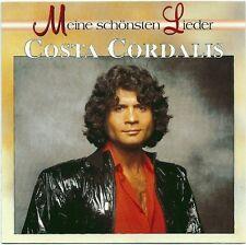 Costa Cordalis Meine schönsten Lieder (16 tracks) [CD]